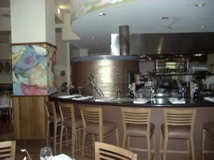 Roy's Restaurant Downtown NY Marriott Hotel
